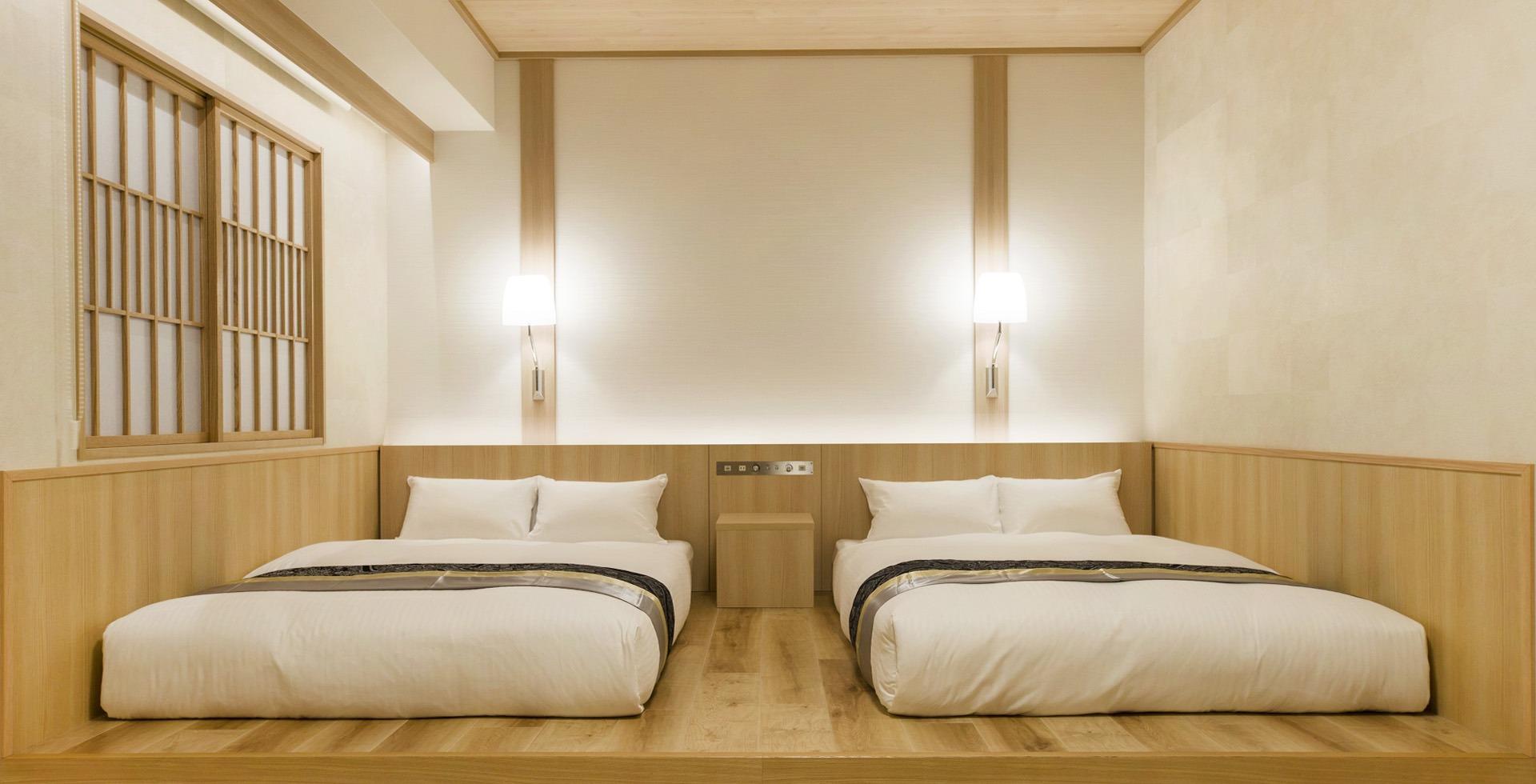 I AM HOTEL|位於大阪難波鬧區的新型態旅館