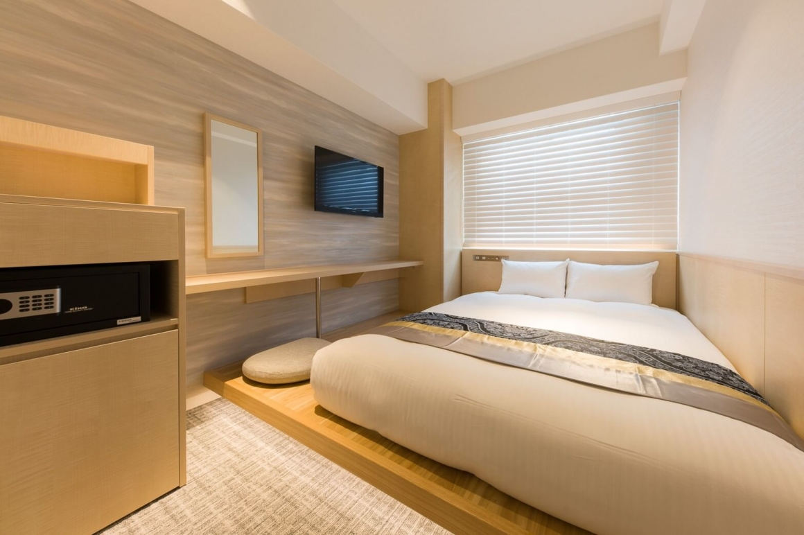 I AM HOTEL -標準雙人床客房