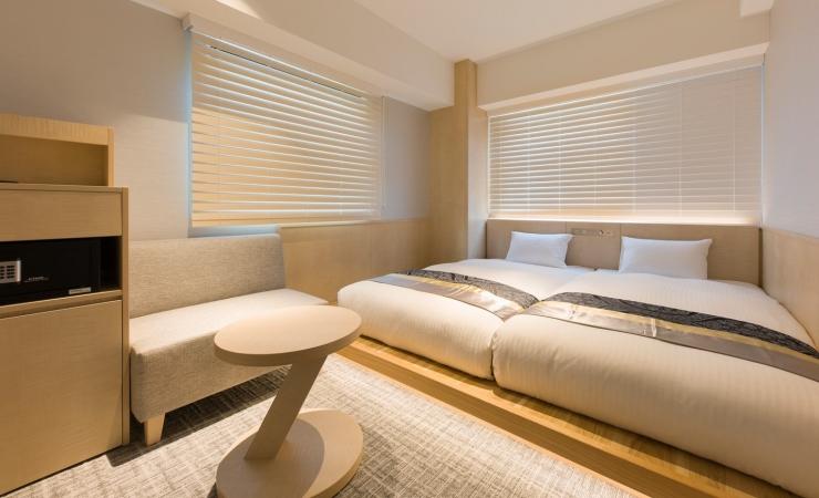 標準單床雙人房(2人)