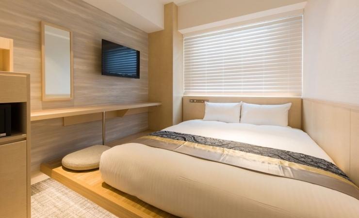 標準雙人床客房(2人)