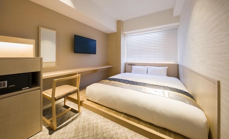 加大雙人床客房(2人)