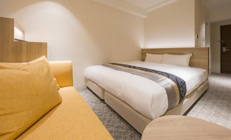 豪華單床雙人房