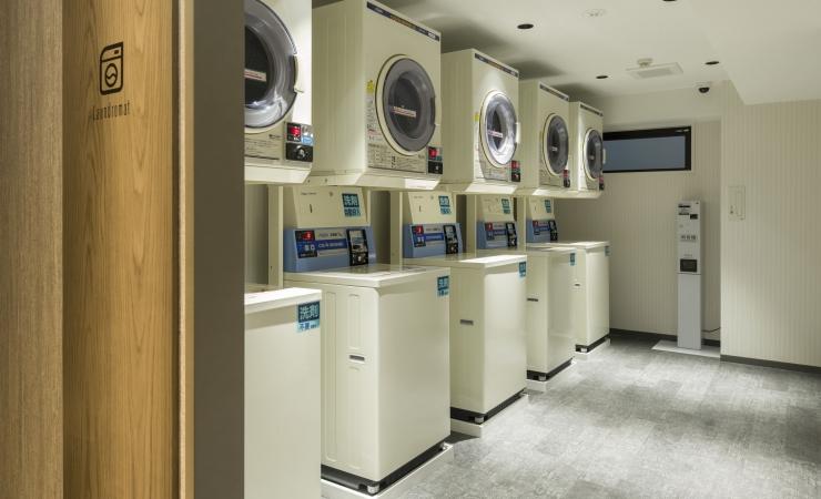 洗衣/烘衣室